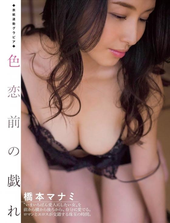 橋本マナミ 週プレのGカップ手ブラセミヌードグラビア 画像22枚 14