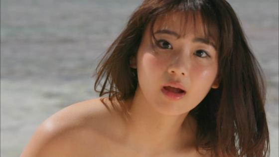 平嶋夏海 Beach Angelsの水着姿Fカップ巨乳キャプ 画像34枚 10