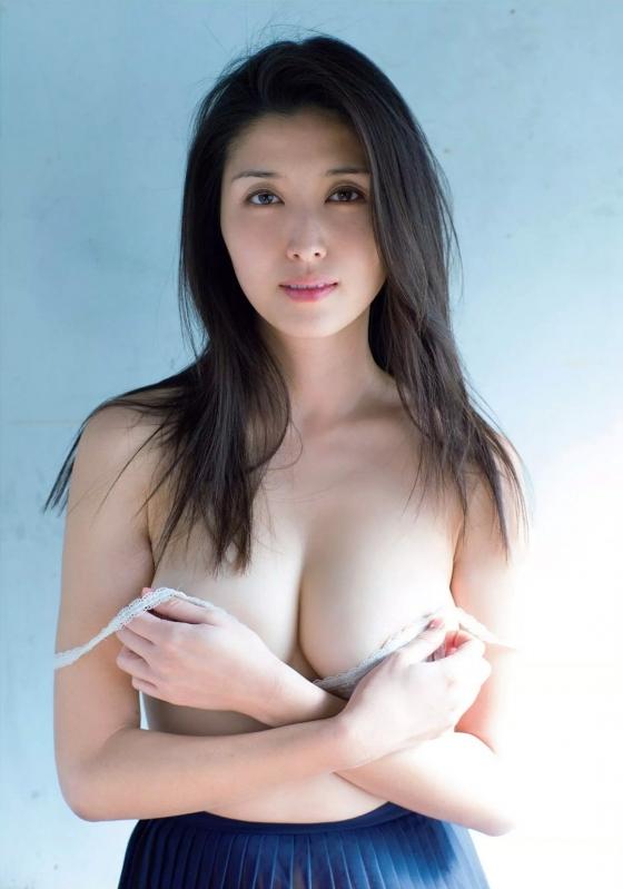 橋本マナミ フラッシュ袋とじの最新Gカップノーブラグラビア 画像33枚 7