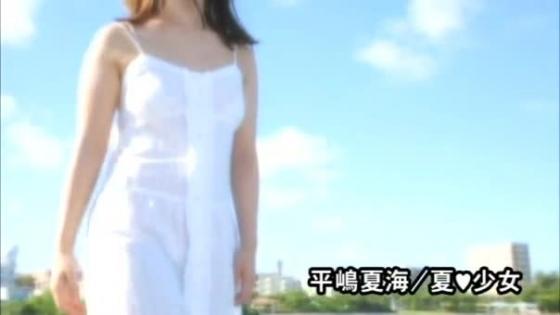 平嶋夏海 夏♥少女のFカップ巨乳とお尻がはみ出す水着キャプ 画像43枚 2