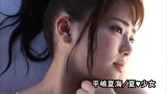 平嶋夏海 夏♥少女のFカップ巨乳とお尻がはみ出す水着キャプ 画像43枚 35