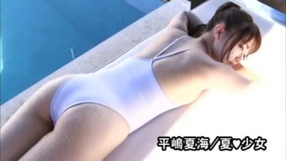 平嶋夏海 夏♥少女のFカップ巨乳とお尻がはみ出す水着キャプ 画像43枚 36