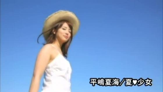 平嶋夏海 夏♥少女のFカップ巨乳とお尻がはみ出す水着キャプ 画像43枚 3