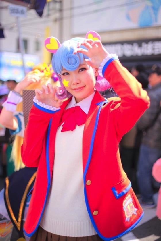 御伽ねこむ 日本橋ストリートフェスタ2016西連寺春菜コス 画像29枚 20