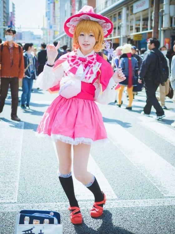 御伽ねこむ 日本橋ストリートフェスタ2016西連寺春菜コス 画像29枚 22