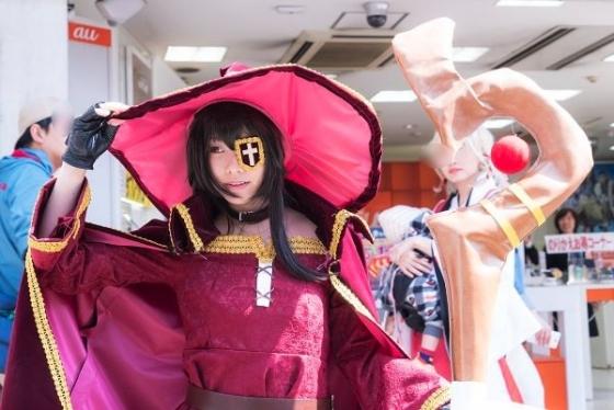 御伽ねこむ 日本橋ストリートフェスタ2016西連寺春菜コス 画像29枚 28