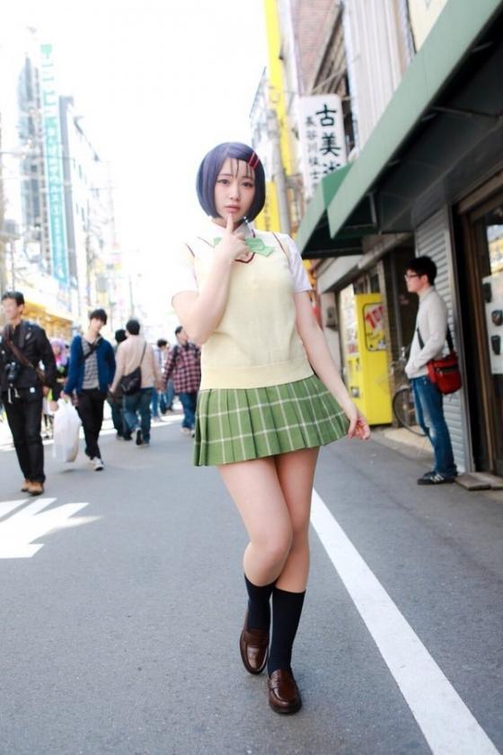 御伽ねこむ 日本橋ストリートフェスタ2016西連寺春菜コス 画像29枚 4