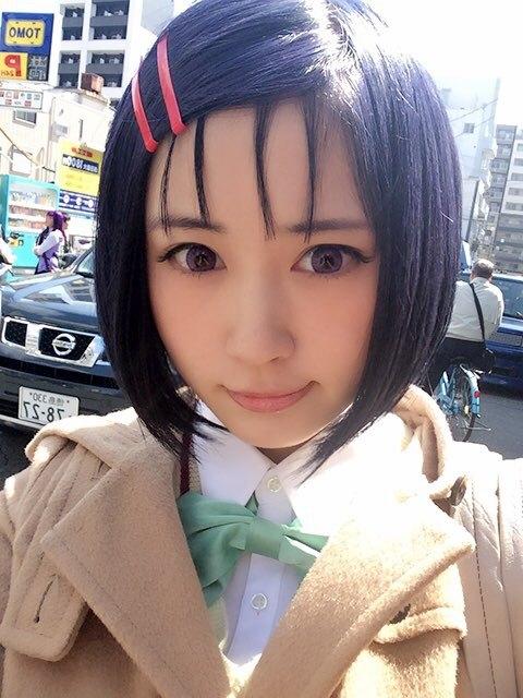 御伽ねこむ 日本橋ストリートフェスタ2016西連寺春菜コス 画像29枚 6