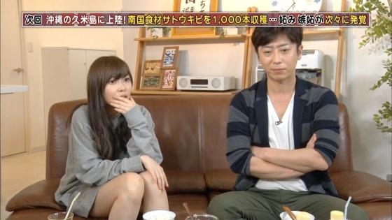 指原莉乃 HKT48のおでかけ!パンチラしそうな太ももキャプ 画像24枚 17