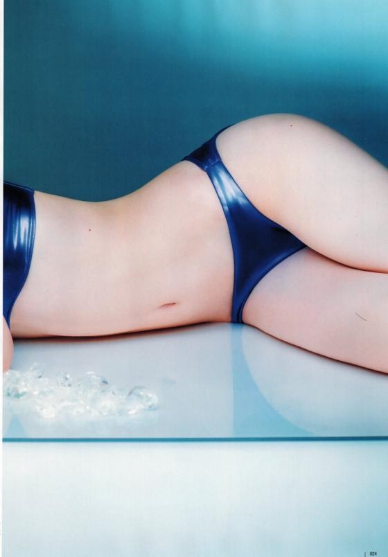 松岡菜摘 BUBKAの水着姿スレンダー美尻&美脚グラビア 画像26枚 11
