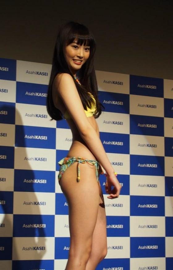 山下永夏 Bカップ水着姿が可愛いPON!のお天気お姉さん 画像24枚 12
