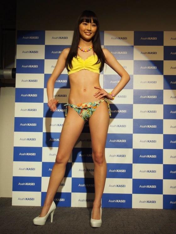 山下永夏 Bカップ水着姿が可愛いPON!のお天気お姉さん 画像24枚 15