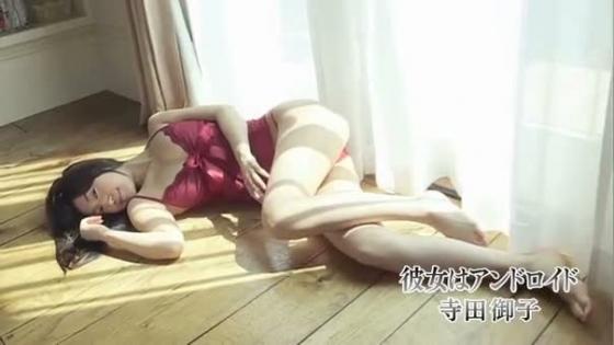 寺田御子 彼女はアンドロイドのGカップ下着姿キャプ 画像67枚 16