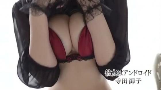 寺田御子 彼女はアンドロイドのGカップ下着姿キャプ 画像67枚 61