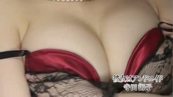 寺田御子 彼女はアンドロイドのGカップ下着姿キャプ 画像67枚 63