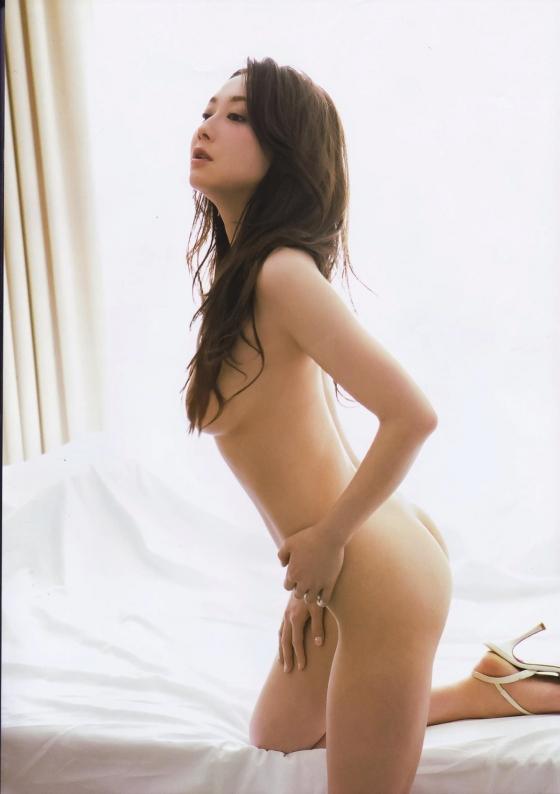 吉田里深 フライデー袋とじの熟女セミヌードグラビア 画像29枚 4