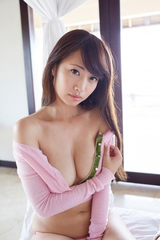 古川真奈美 DVDいけない恋のFカップ谷間と美尻キャプ 画像64枚 4