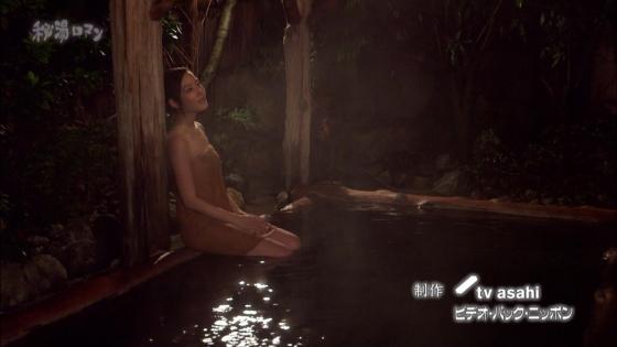 岡愛恵 秘湯ロマンの美脚とお尻の割れ目キャプ 画像30枚 30