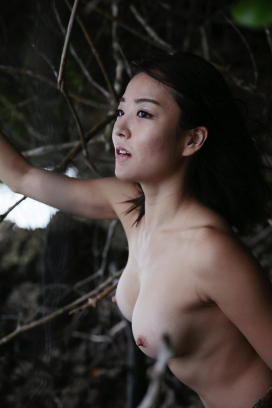 和泉里沙 新体操五輪代表選手のパイパン股間MAX開脚ヌード 画像24枚 20