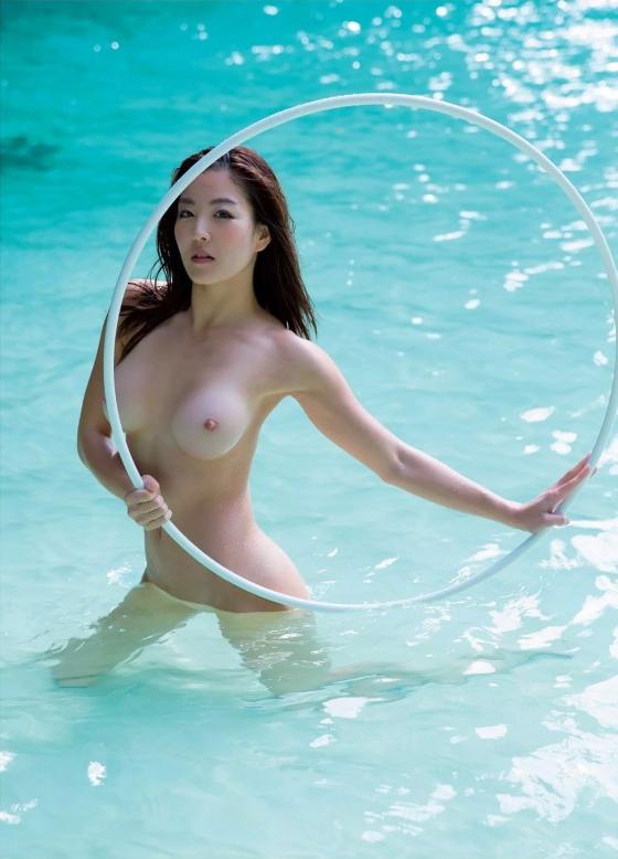 和泉里沙 新体操五輪代表選手のパイパン股間MAX開脚ヌード 画像24枚 4