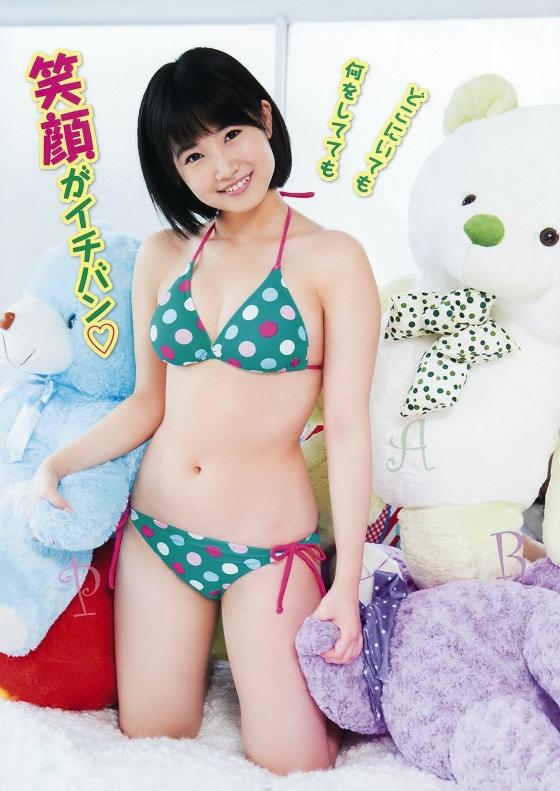 朝長美桜 写真集日向ヤンマガ先行水着グラビア 画像25枚 16