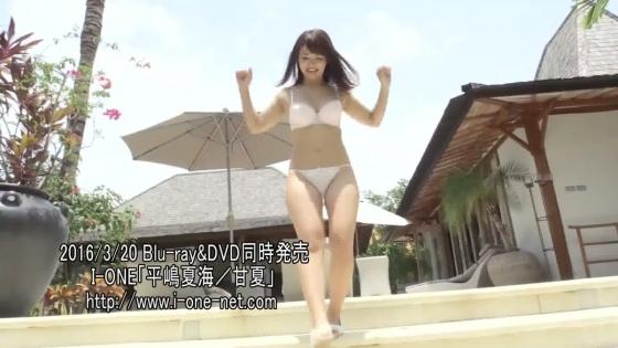 平嶋夏海 週プレの水着姿Fカップ谷間と巨尻グラビア 画像44枚 16