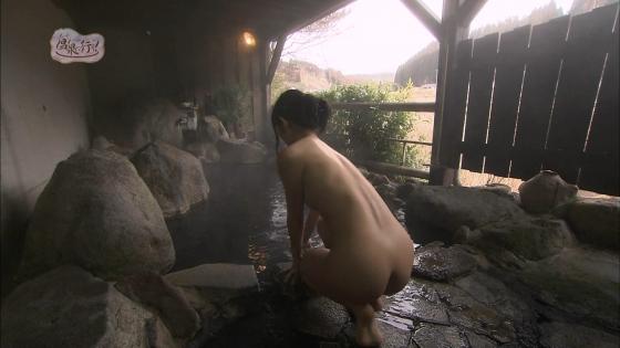 柚木しおり もっと温泉に行こう!のお尻の割れ目ヌードキャプ 画像156枚 48