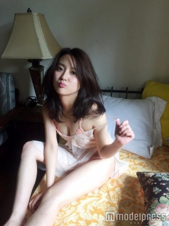 生田佳那 美人すぎるタクシードライバーの週プレEカップ水着グラビア 画像26枚 12
