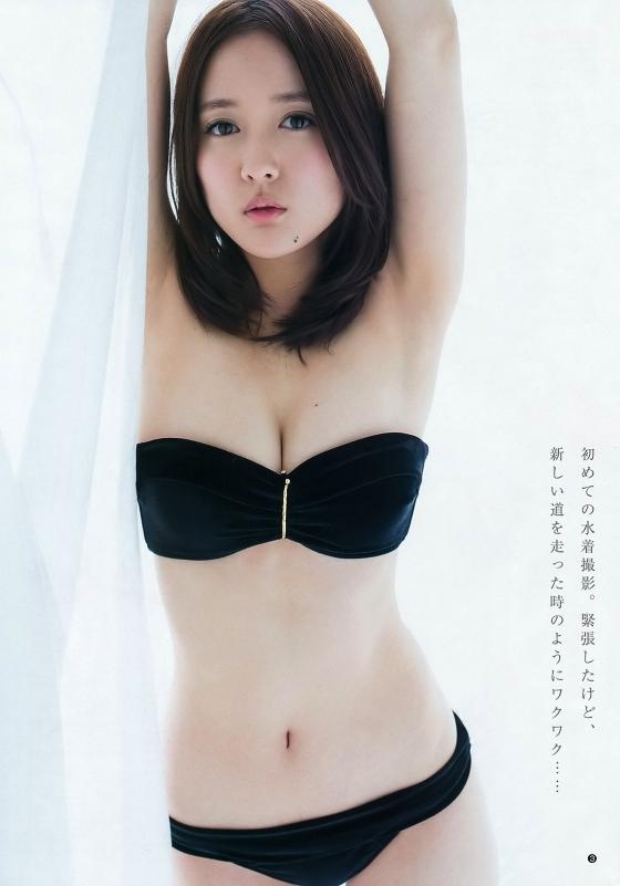 生田佳那 美人すぎるタクシードライバーの週プレEカップ水着グラビア 画像26枚 19
