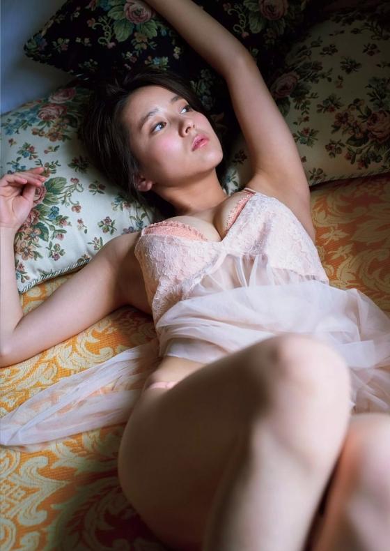 生田佳那 美人すぎるタクシードライバーの週プレEカップ水着グラビア 画像26枚 4