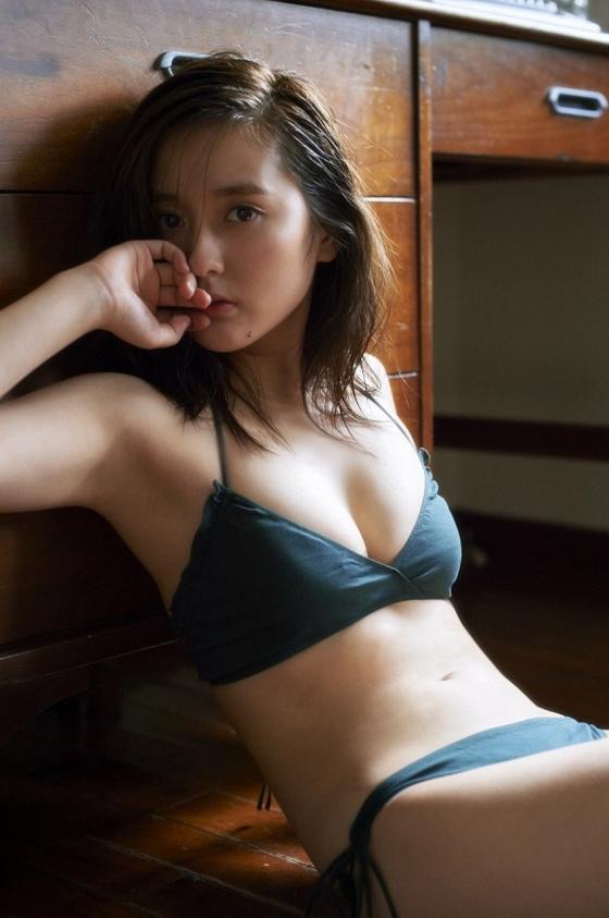 生田佳那 美人すぎるタクシードライバーの週プレEカップ水着グラビア 画像26枚 7