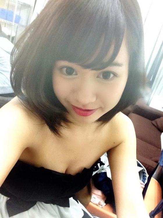 夏江美優 ミルキー・グラマーのGカップ爆乳とお尻食い込みキャプ 画像61枚 60