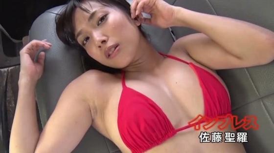 佐藤聖羅 DVDインプレスのGカップ爆乳谷間キャプ 画像66枚 33