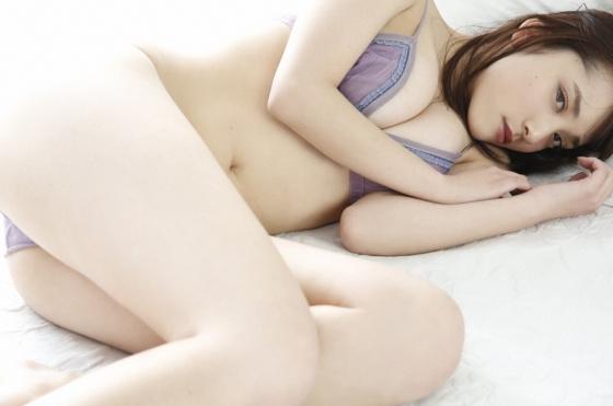 都丸紗也華 週プレの最新Fカップ水着むっちりグラビア 画像31枚 9