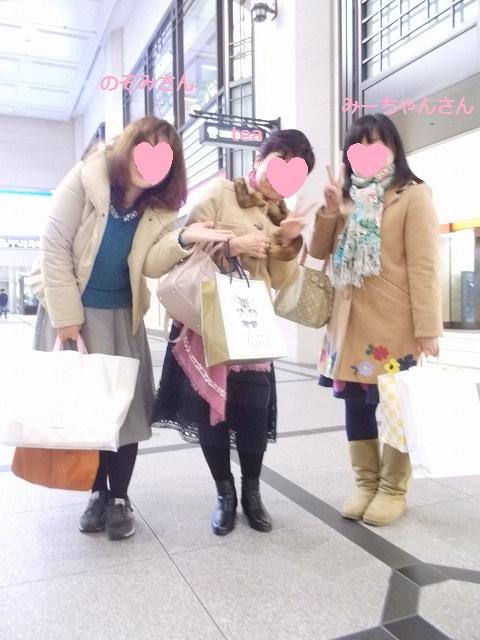 美女3人②