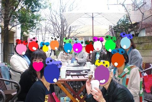 東京オフ会集合写真