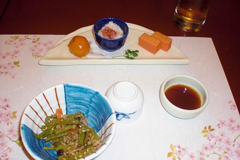 鳥茶屋 前菜