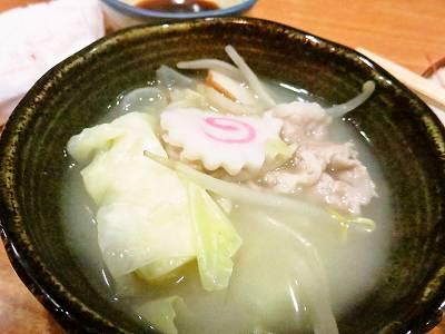 ちゃんぽん鍋2