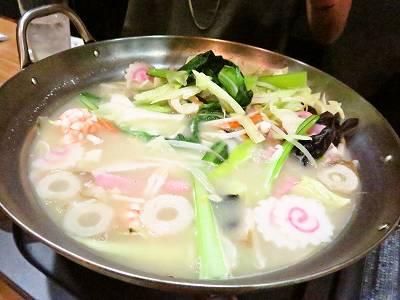 ちゃんぽん鍋1