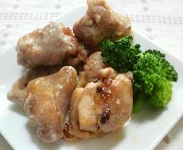 鶏もものピリ辛炒め