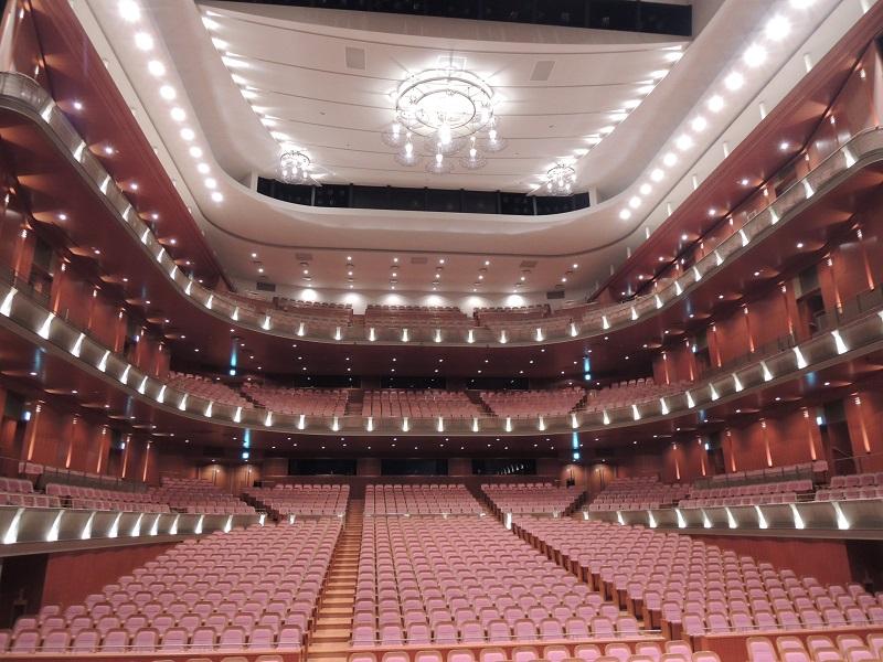 びわ湖ホール 大ホール