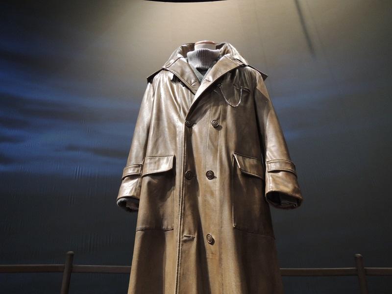 ダーラント船長の衣装