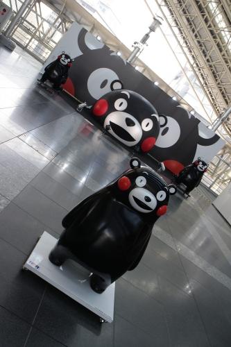 くまモン in 大阪駅