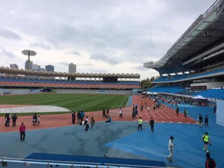 20160403新しい等々力陸上競技場の画像
