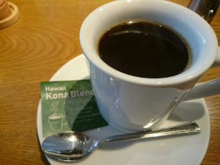 プレスコーヒー