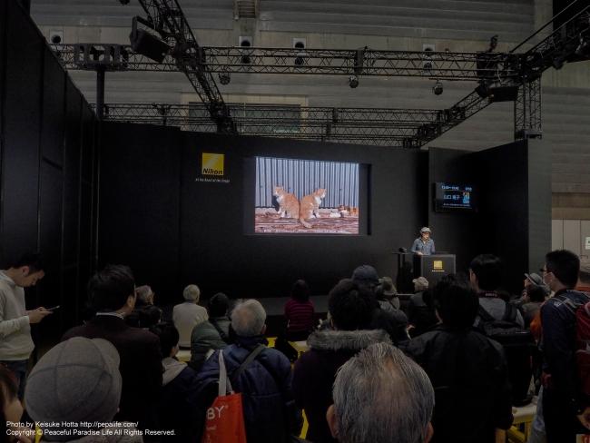 CP+2016 Nikonブース ライブステージ