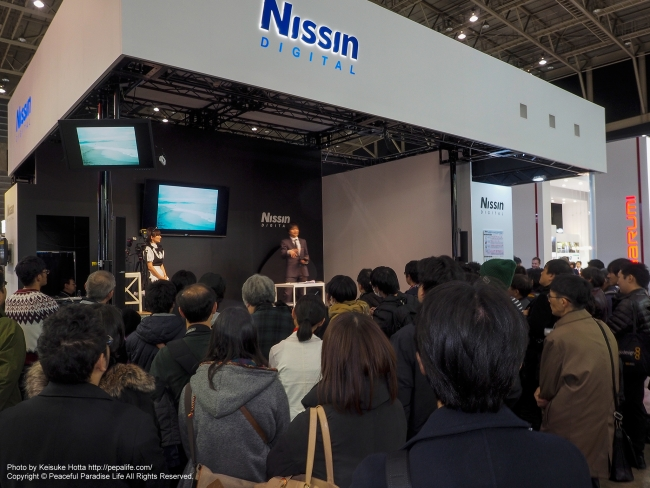 CP+2016 NISSINブース