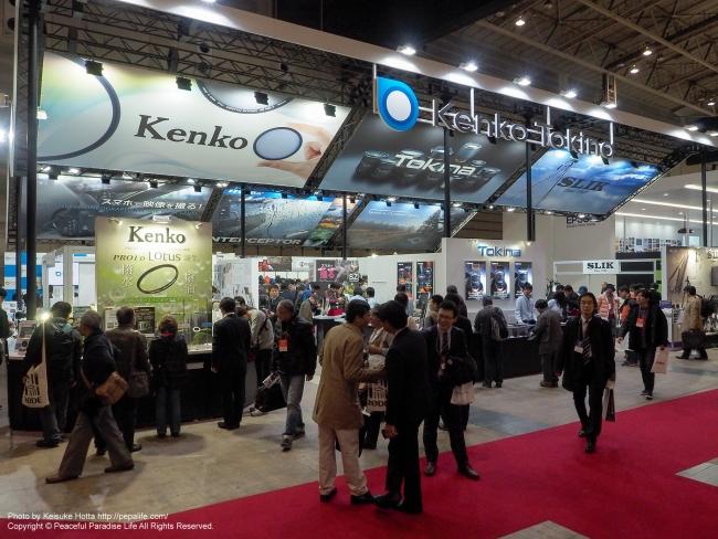 CP+2016 Kenko Tokinaブース