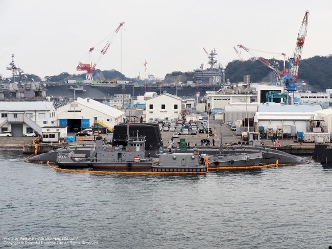 潜水艦その2 ズームイン