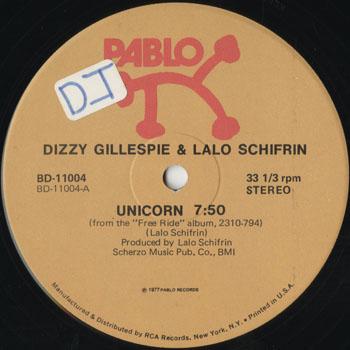 DG_DIZZY GILLESPIE_UNICORN_201602